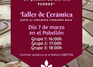 TALLER DE CERÁMICA JARQUE DE MONCAYO