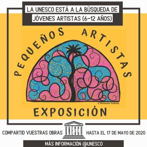PEQUEÑOS ARTÍSTAS UNESCO