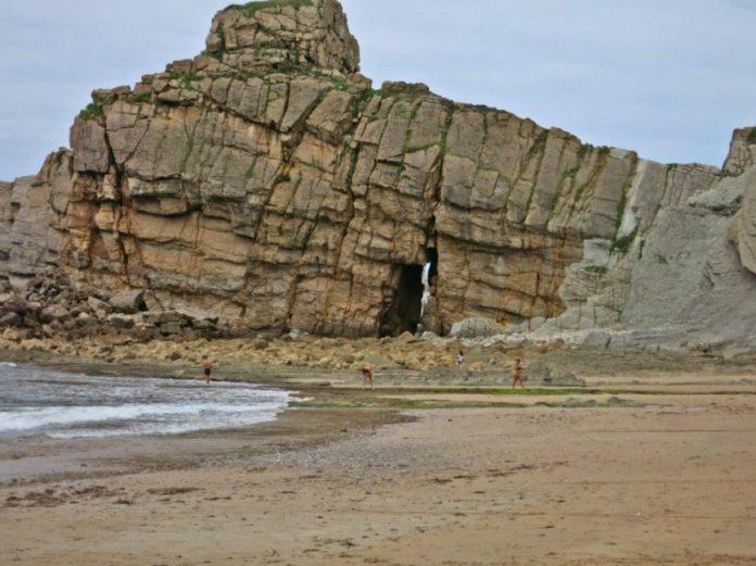 Cantabria Playa del Portio