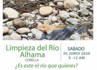 Limpieza del rio Alhama