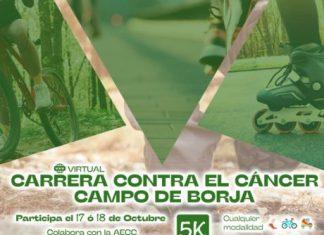 CARRERA CONTRA EL CANCER CAMPO DE BORJA