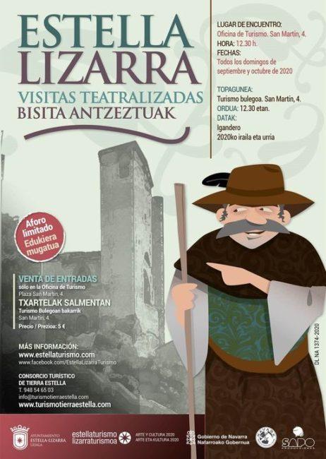 VISITAS TEATRALIZADAS ESTELLA