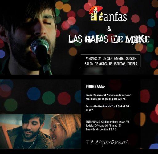 ANFAS & LAS GAFAS DE MIKE