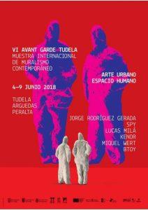 Avant Garde en Tudela 2018