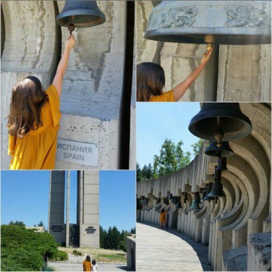 Las campanas de Sofía, Bulgaria
