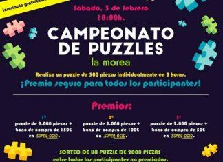 campeonato puzles la morea