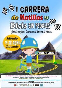CARRERA MOTILLOS Y BICIS CASCANTE