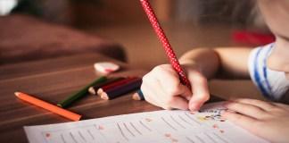 Carta de un niño a sus padres
