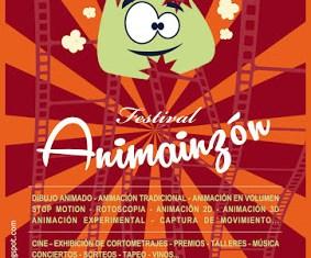 animainzón festival cine planes con niños