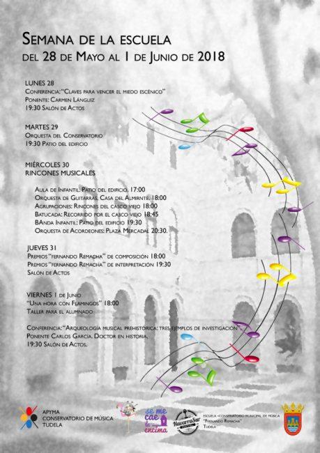 Semana Cultural de la Escuela de Música en Tudela