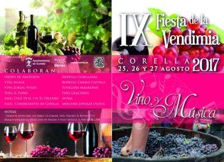 Vendimia 2017 Corella