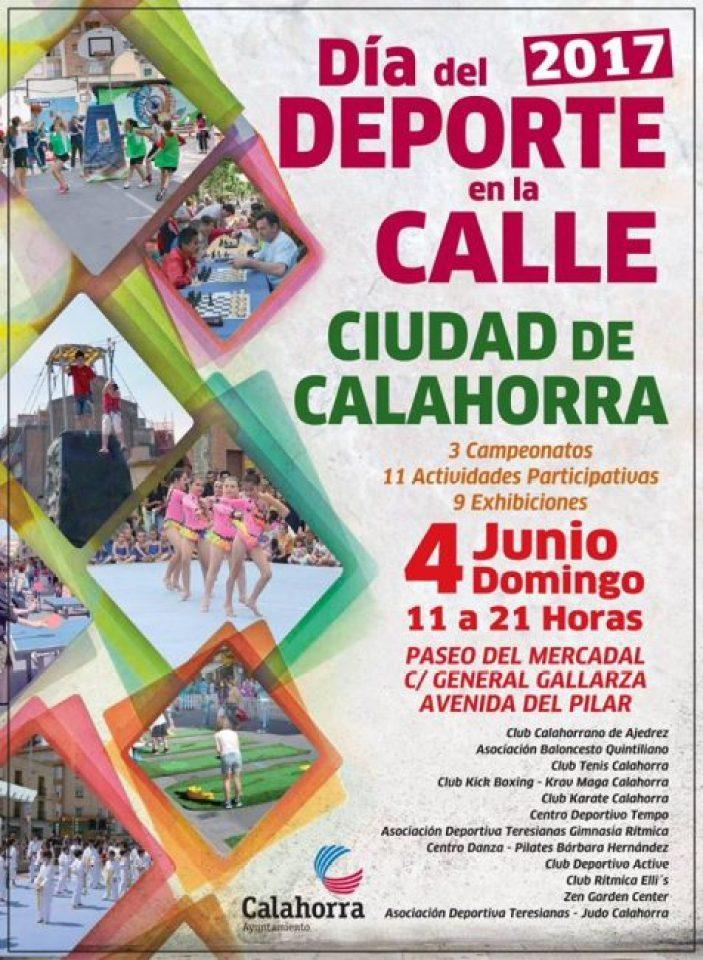 DEPORTE CALAHORRA agenda semana