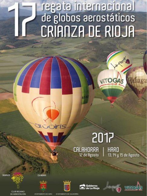 Calahorra Regata Globos Aerostáticos