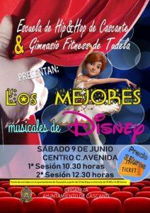 Los mejores musicales de Disney, Cascante