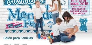 Menuda Feria salón para familias