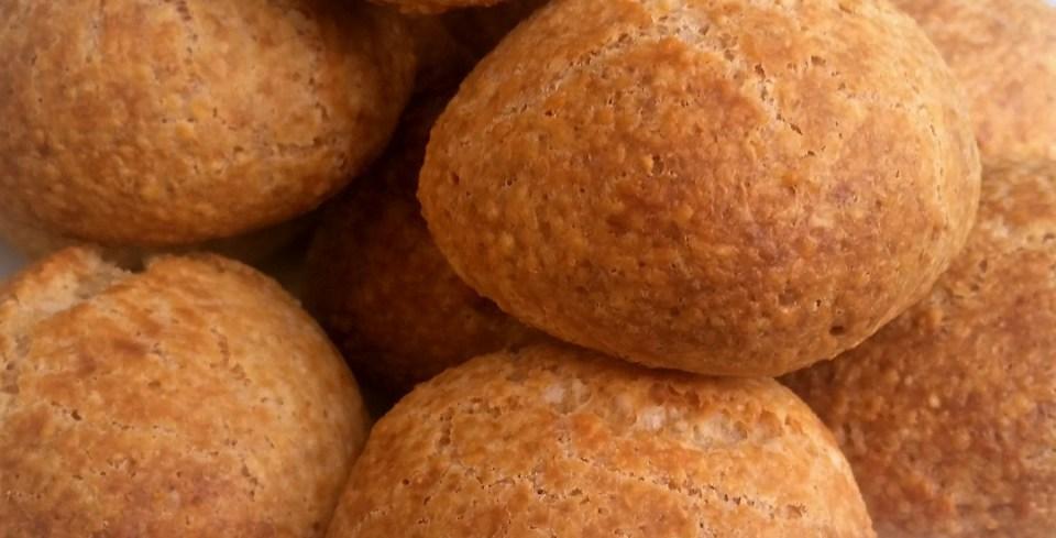 masa panes de queso brasileños