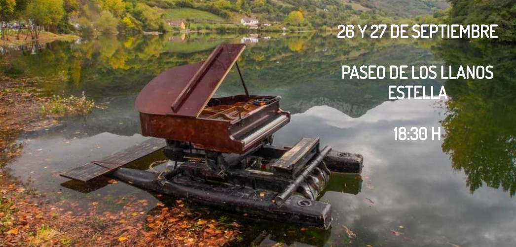 LE PIANO DU LAC ESTELLA