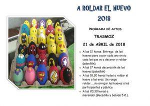 ROLDAR EL HUEVO TRASMOZ