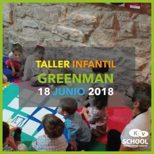 TALLER GREENMAN