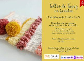 TALLER TAPIZ TUDELA