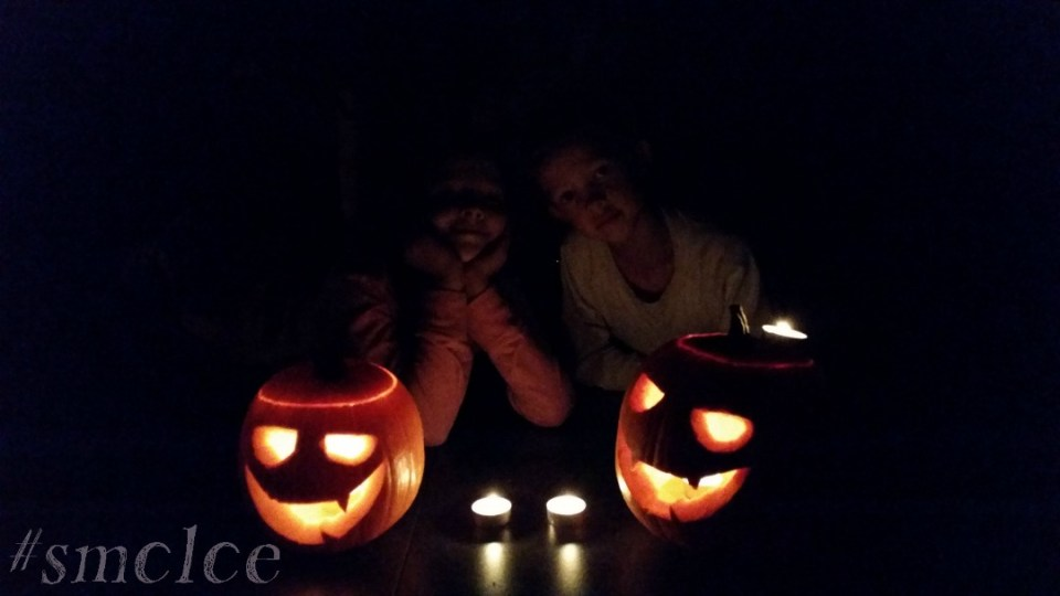 Foto Halloween terrorífica