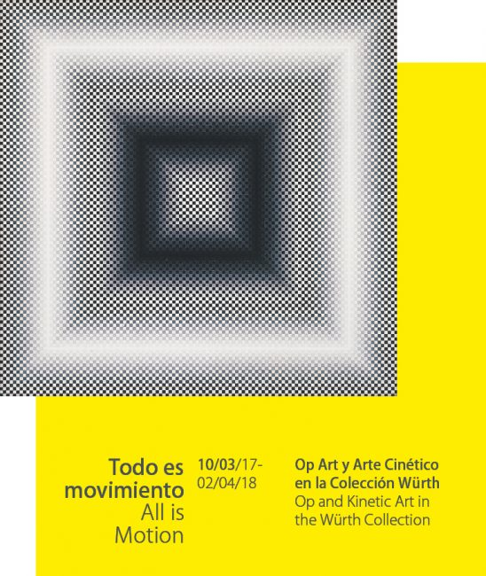 Exposición Todo es movimiento