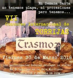 VII concurso de torrijas en Trasmoz