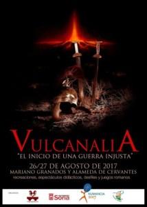 """Vulcanalia """"El inicio de una guerra injusta"""""""