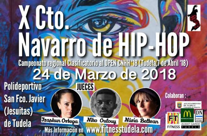 Campeonato navarro de hip hop 2018, Tudela