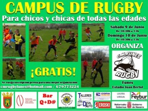 campus rugby Funes