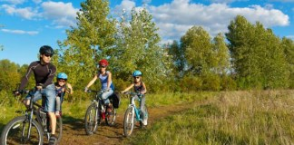 día de la bici en fontellas
