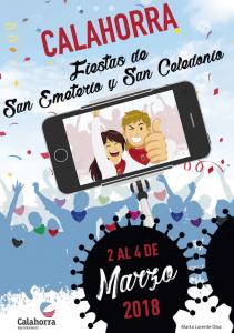 Fiestas Patronales en Calahorra 2018