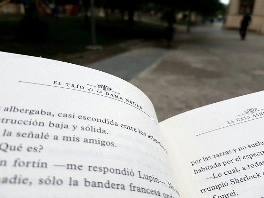 leo, disfruto porqué sí