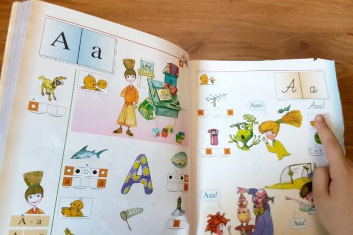 Los niños y los idiomas
