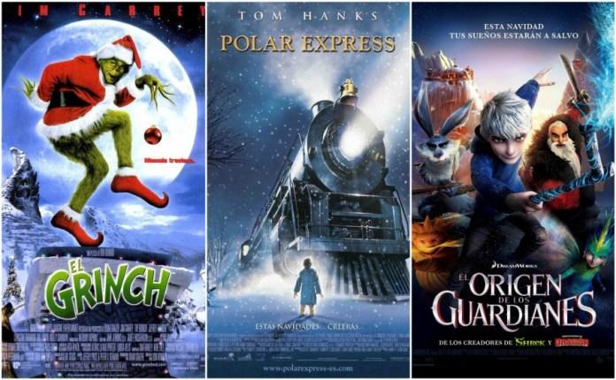 películas navidad con niños