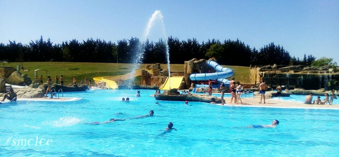 Las mejores piscinas de la zona est n en viana se me cae for Piscinas cubiertas tudela