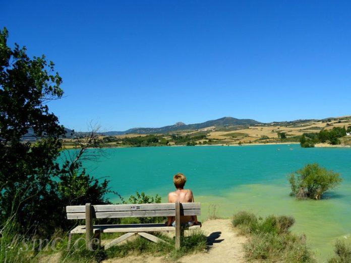 La playa de Navarra