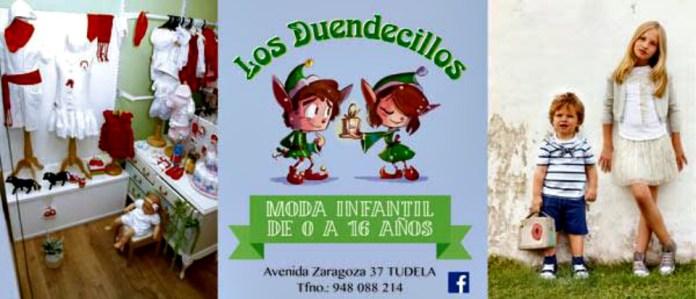 Rebajas infantiles en Tudela