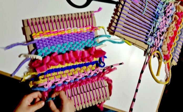 taller de tapiz, empezar bien la semana