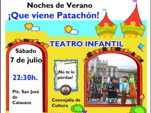 teatro tudela actividades niños