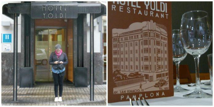 pamplona hotel yoldi