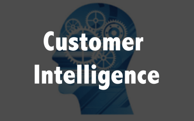 Customer Intelligence: What is it? Why does it matter? How does it work?