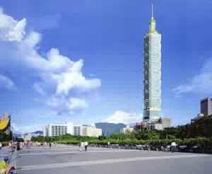 semestafakta-Taipei Financial Center