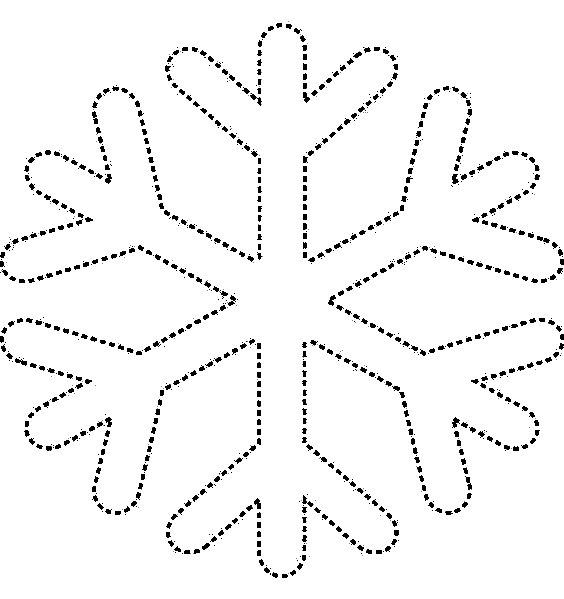 Modelul de zăpadă cu mâinile lor