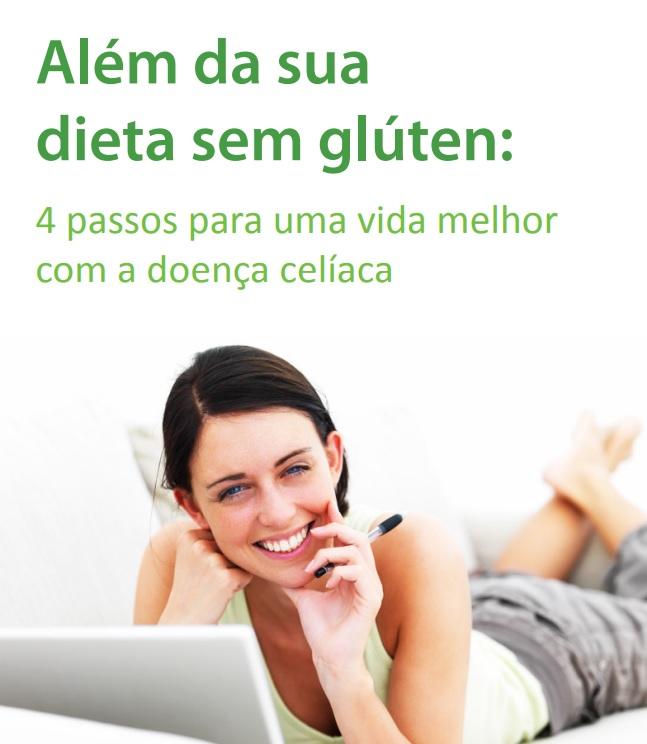 4 Passos para a Saúde do Celíaco