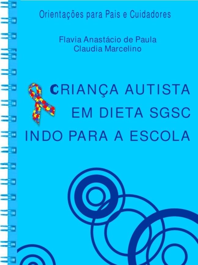Criança Autista em Dieta Sem Glúten e Sem Caseína indo para a Escola