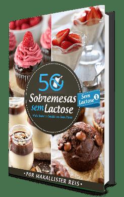 Sobremesas sem Lactose
