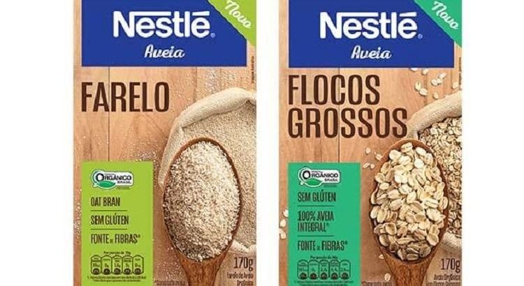 Aveia sem Glúten Nestlé