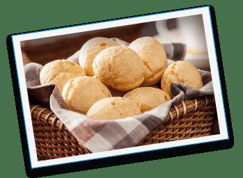 Receitas de Café da Manhã e Lanches sem Lactose