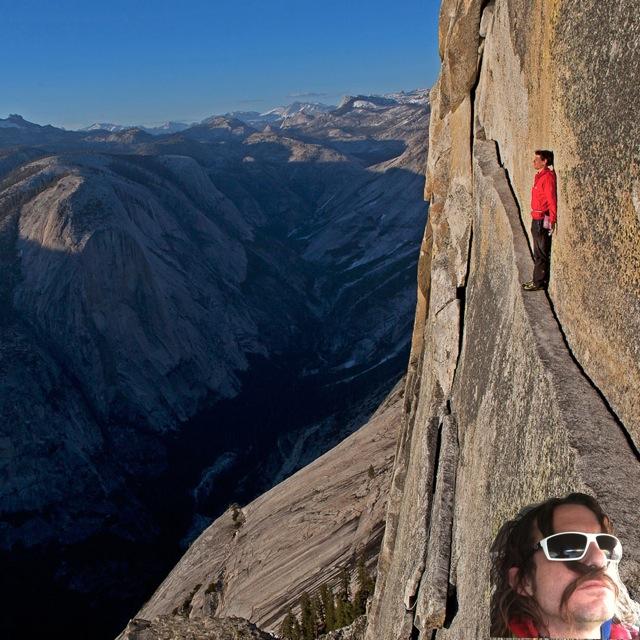 Alex Honnold in Yosemite National Park.